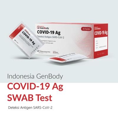 GENBODY Rapid Test Antigen COVID-19