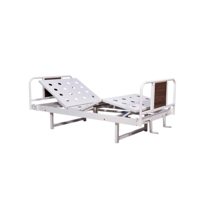 Smart Manual Hospital Bed With Two Functions (Standard)