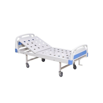 Smart Manual Hospital Bed With Single Function Premium 1
