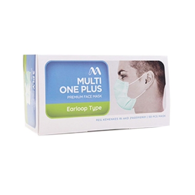 MULTI ONE PLUS 3 Ply Face Mask