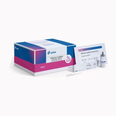 ZYBIO SARS-CoV-2 IgM/IgG Antibodi Tes Kit